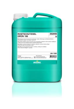 Rostschutzöl 186 grün, 5 Liter